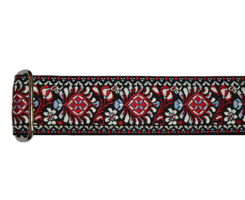 Souldier Guitar Strap GS0013 Hendrix Black