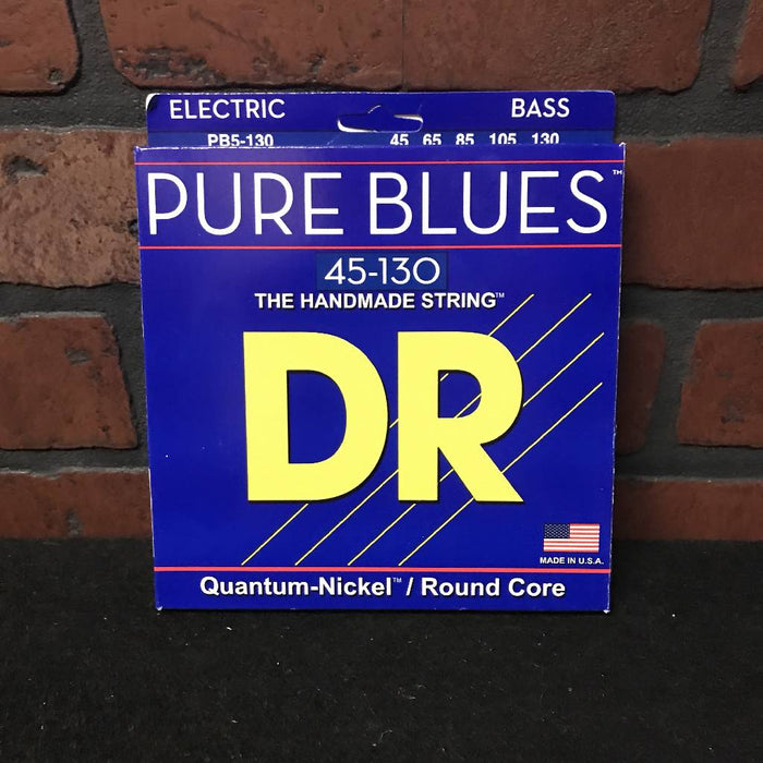 DR PB5-130 Pure Blues Bass Strings