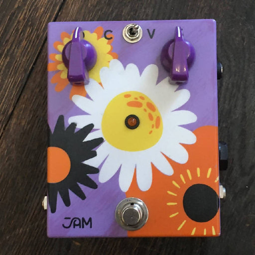 Used Jam Pedals RetroVibe Uni-Vibe Guitar Effect Pedal