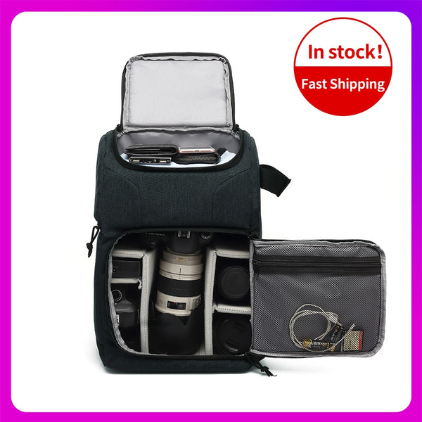 Large Capacity Camera Bag