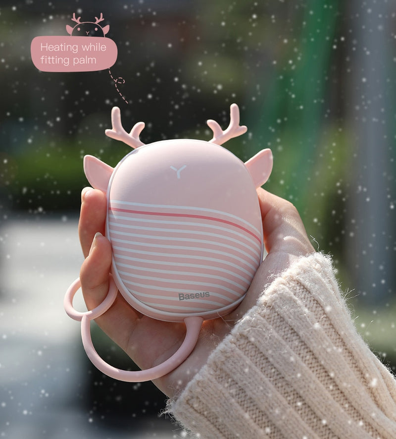 Mini Pocket Hand Warmer