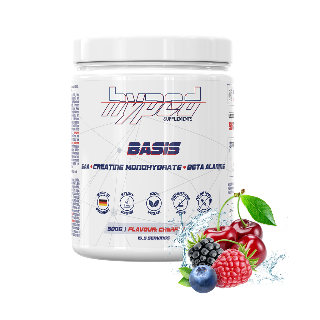 HYPED BASIS - hyped supplements