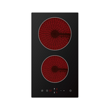 Midea 30cm 2-Zone Ceramic Cooktop Touch Control MC-HD301 - Midea | Home Appliances New Zealand