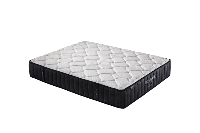 31cm Thick Posture Elite Firm 5 Zone Pocket Spring Mattress in /Queen/King/Superking