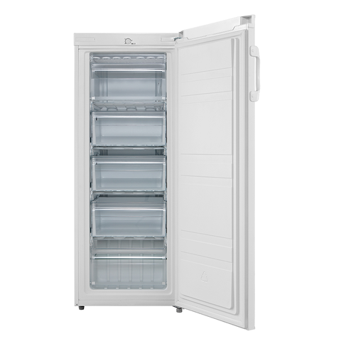 Midea 172L Upright Freezer White JHSD172 - Midea | Home Appliances New Zealand