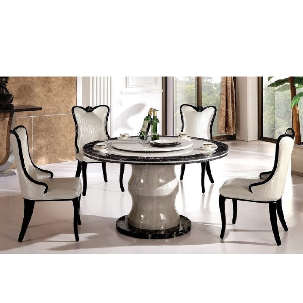 Round Marble Dining Table (BX05#)