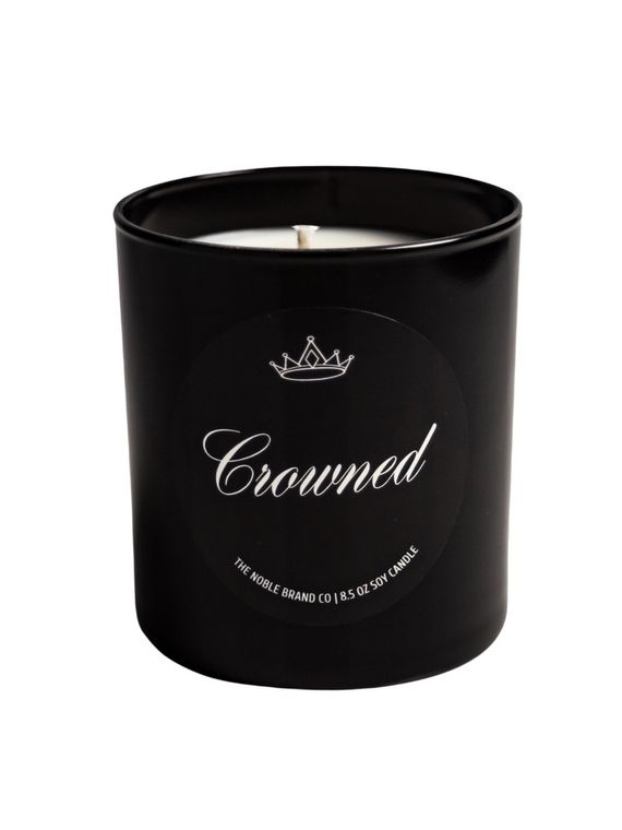 CROWNED SOY CANDLE