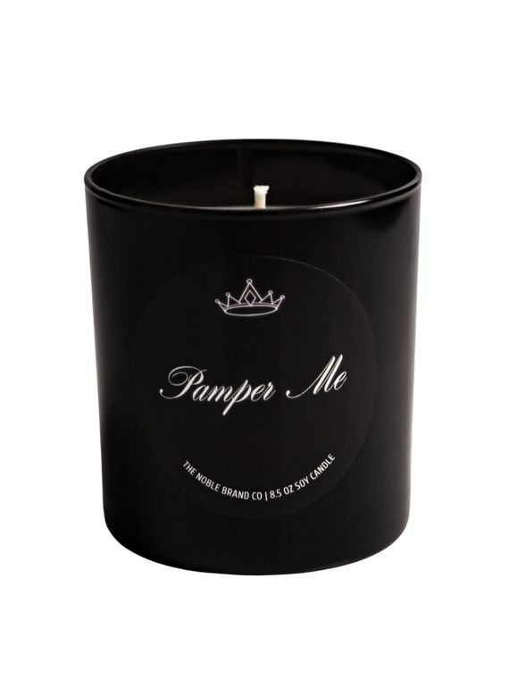 PAMPER ME SOY CANDLE