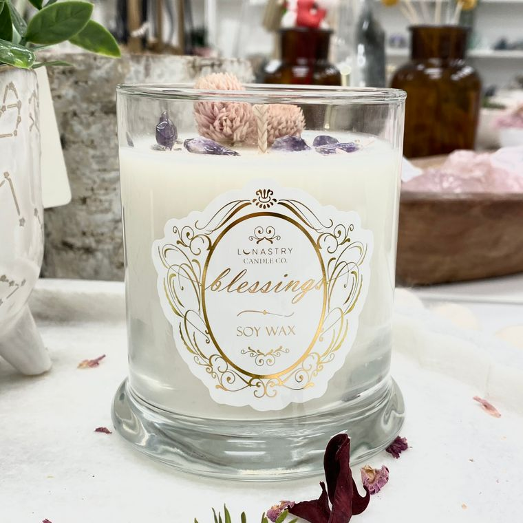 BLESSINGS CANDLE