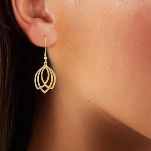 Exotic Bud Earrings