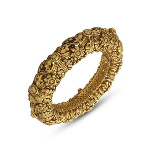 Iconic Gold Bangle
