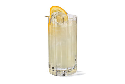 Toffee Vodka Collins