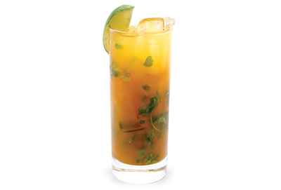 Tropical Toffee Cocktail