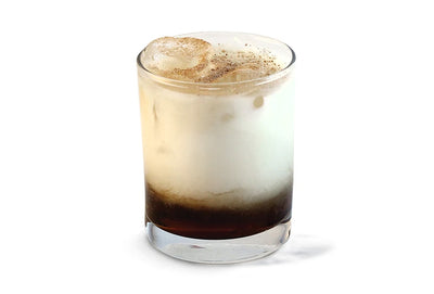 Caramel & Coffee Cocktail