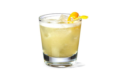 Toffee Vodka Sour