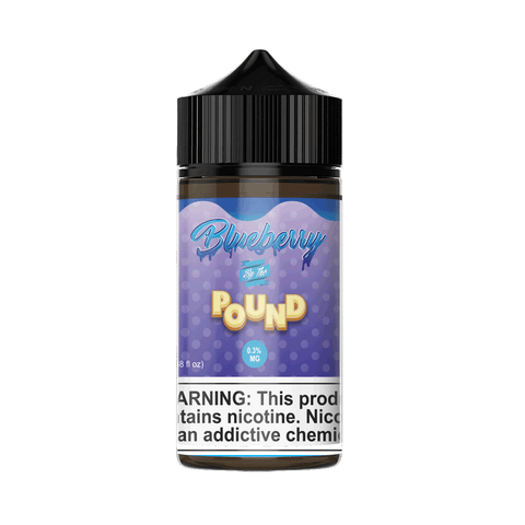 By The Pound - Blueberry 100mL - Vapor Solutions Labs