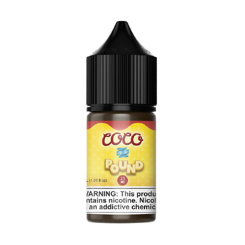 By The Pound - Coco 30 mL - Vapor Solutions Labs