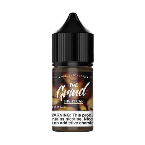 The Grind - Night Cap 30mL - Vapor Solutions Labs