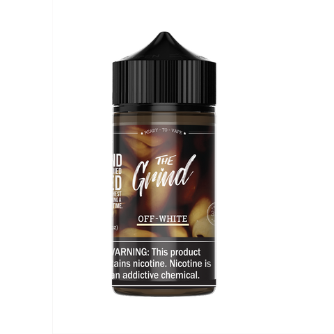 The Grind - Off White 100mL - Vapor Solutions Labs