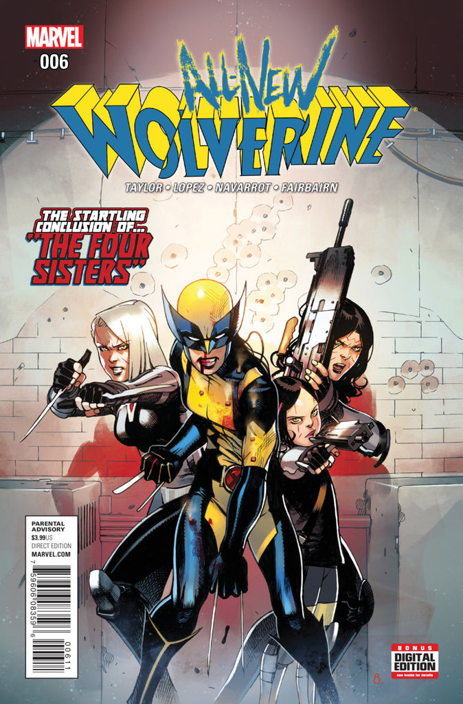 All-New Wolverine (2016) #06
