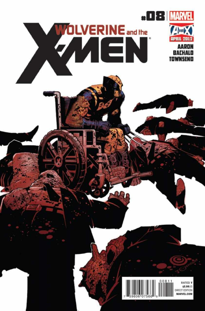 Wolverine and the X-Men (2011) #08
