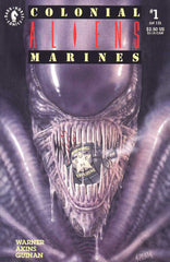 Aliens Colonial Marines #1