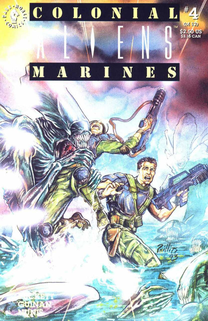 Aliens Colonial Marines #4