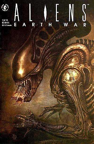 Aliens: Earth War #1