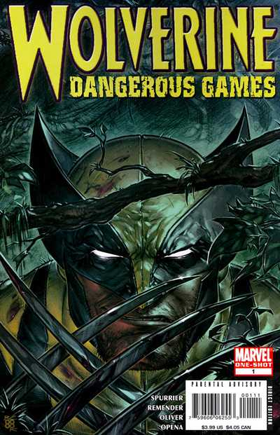 Wolverine: Dangerous Game #1