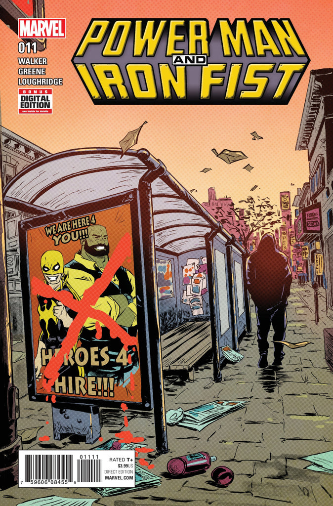 Marvel - Power Man and Iron Fist (2016) #11