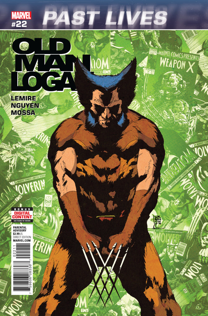 Marvel - Old Man Logan (2016) #22 1st Print