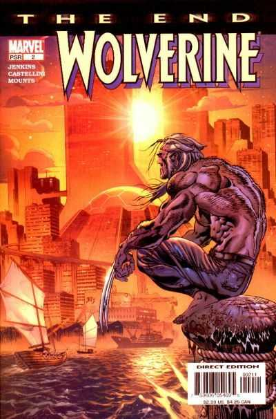 Marvel -  Wolverine: The End #2