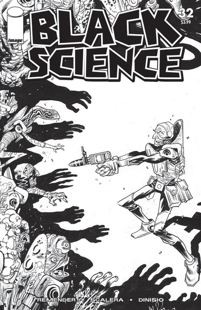 Black Science #32D