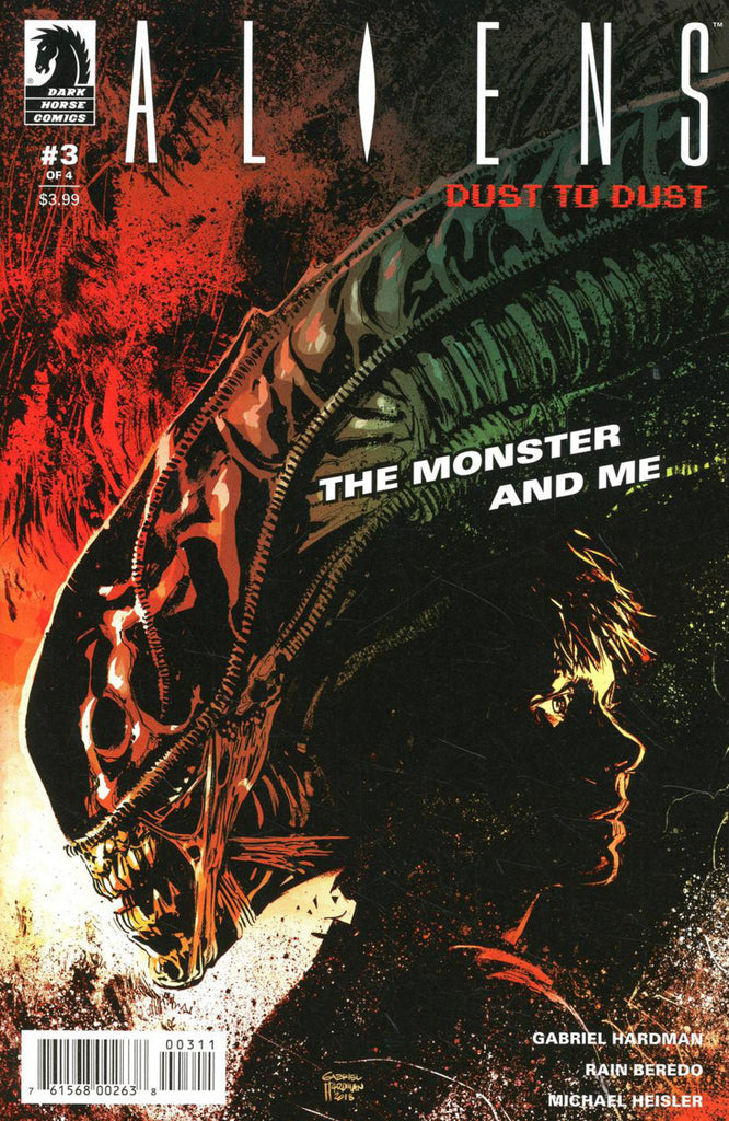 Aliens: Dust to Dust #3A
