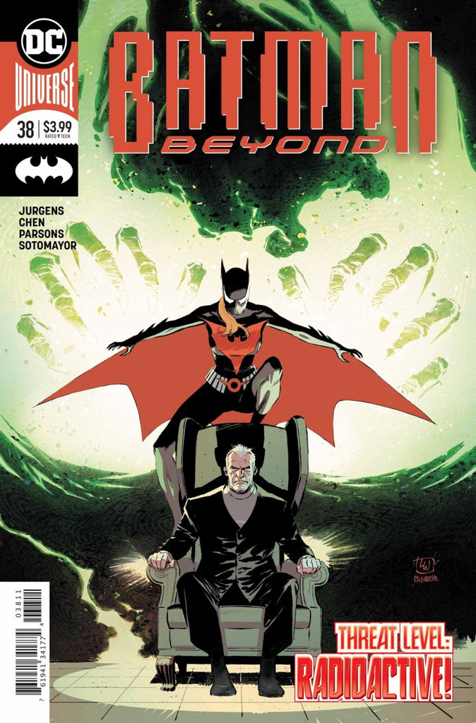Batman Beyond (2016) #38
