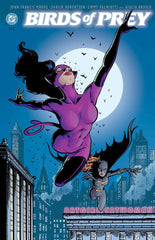 Birds of Prey Batgirl/Catwoman - Catwoman/Oracle 2x Set