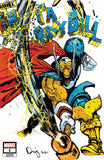 Beta Ray Bill #1 2x Exclusive Variant Cover Set