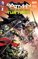 Batman/Teenage Mutant Ninja Turtles #1 Variant
