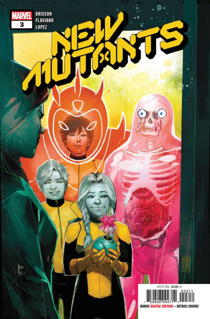 New Mutants #3 2019 Marvel Comics