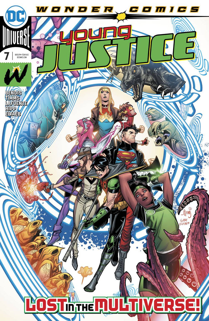Young Justice #7