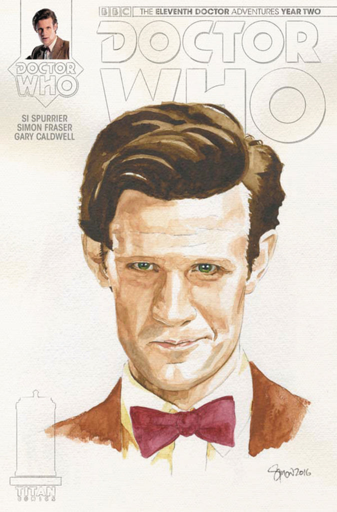 Doctor Who: The Eleventh Doctor Year Two #14