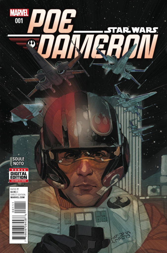 Star Wars: Poe Dameron #01A