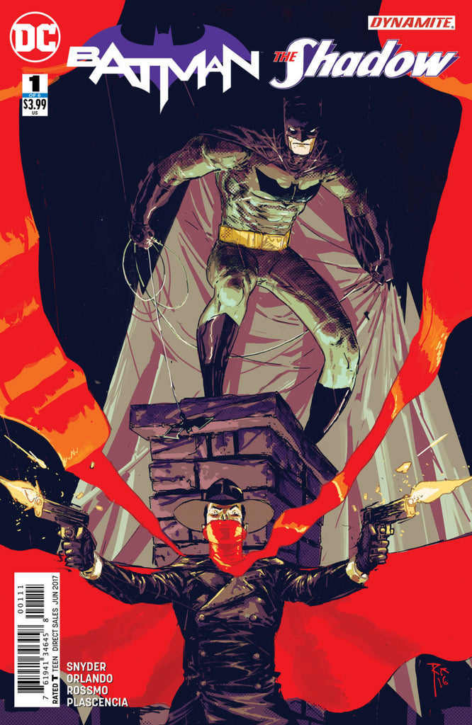 Batman/Shadow #1
