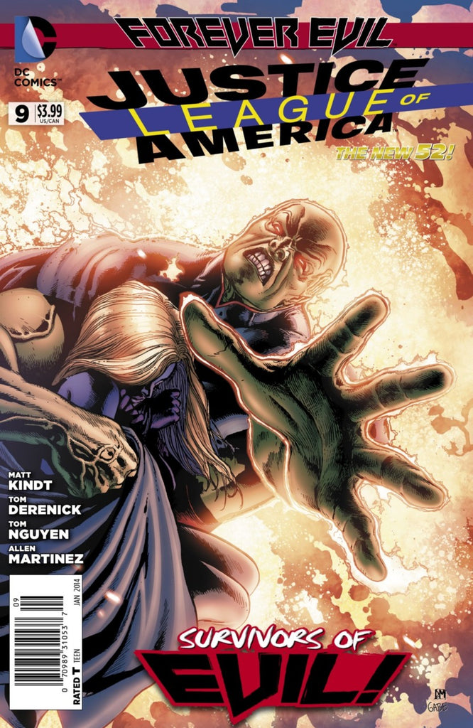 Justice League of America (2013) #09