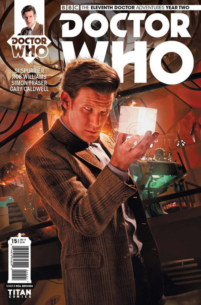 Doctor Who: The Eleventh Doctor Year Two #15