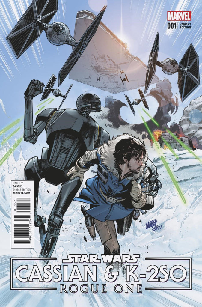 Star Wars: Rogue One - Cassian & K-2SO #1