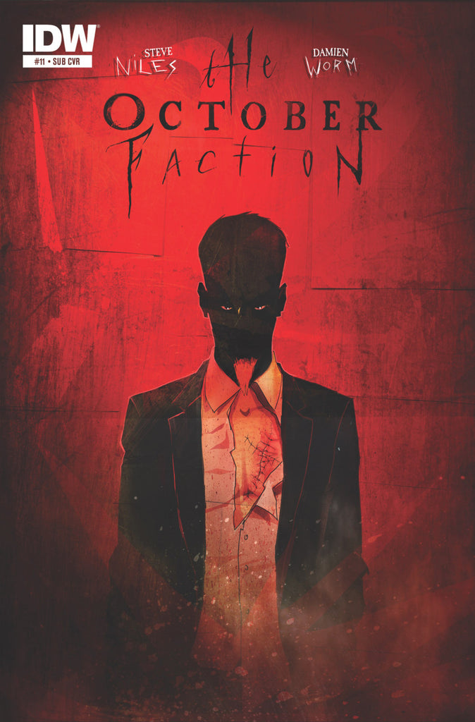 October Faction #11B