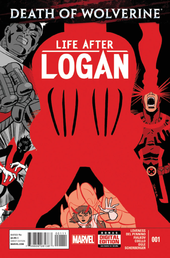 Death of Wolverine: Life After Logan #1