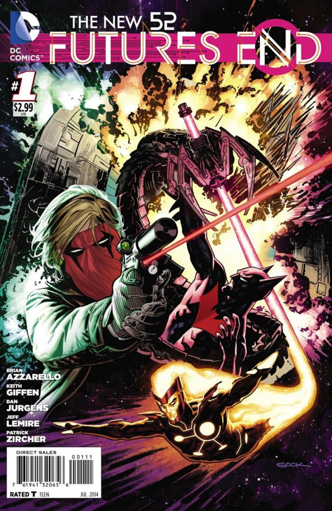 New 52: Futures End #01