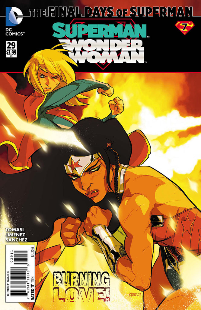 Superman/Wonder Woman #29